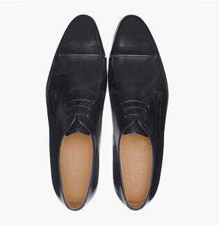 风格: 如何区分德比鞋和牛津鞋?