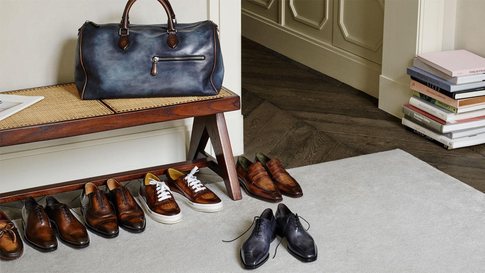 风格: 我应当拥有多少双鞋?