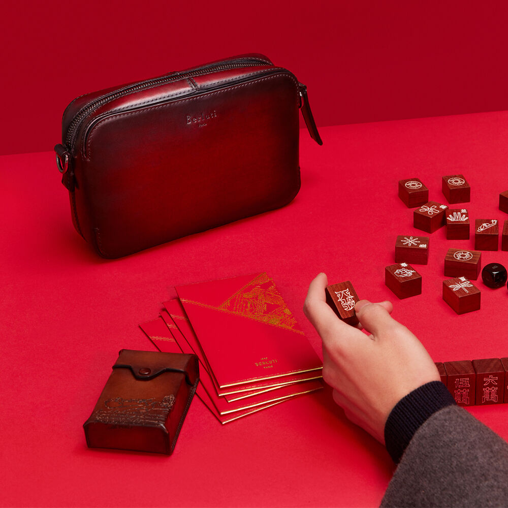 "신제품: Berluti celebrates the ""Year of the Pig"""