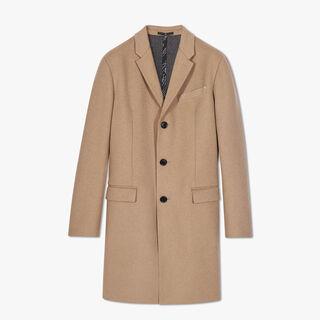 羊毛与羊绒双面外套