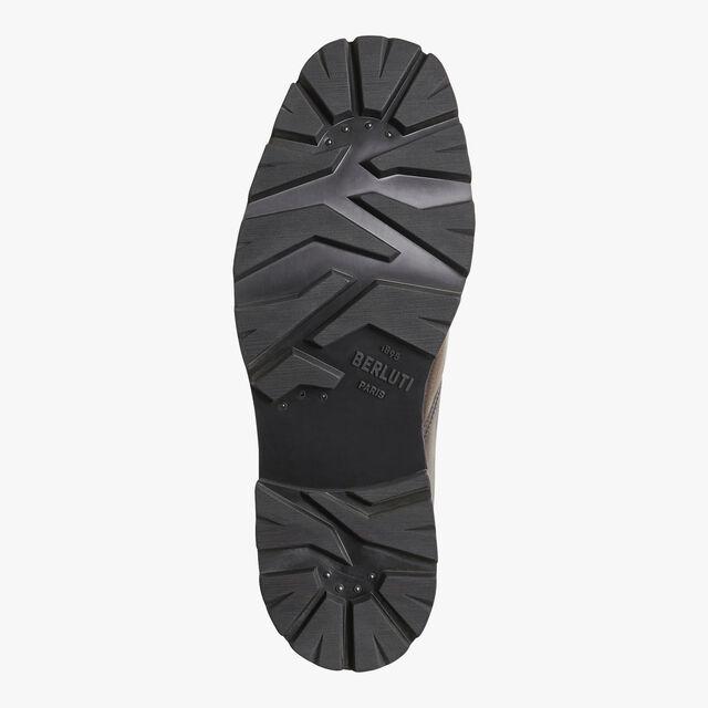 Brunico 小牛皮德比鞋, ICE BROWN, hi-res