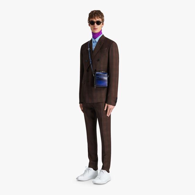 Alessandro威尔士亲王格纹长裤