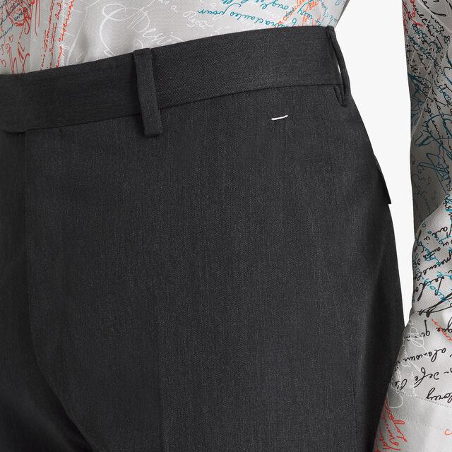 订做衬里羊毛裤, MYSTERIOUS GREY, hi-res