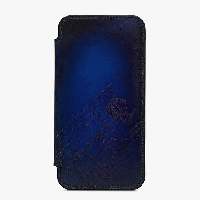 Venezia Iphone 12 Pro Folio手机壳 , UTOPIA BLUE, hi-res