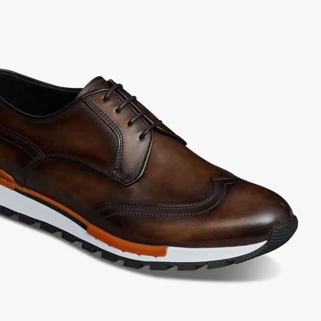 Fast Track皮革运动鞋, TDM INTENSO, hi-res