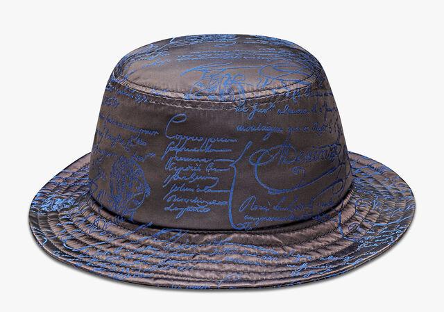 Scritto 渔夫帽, SCRITTO EQUINOX BROWN, hi-res