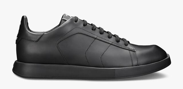 Stellar 小牛皮运动鞋, BLACK, hi-res