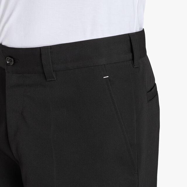 羊毛休闲裤 , NOIR, hi-res