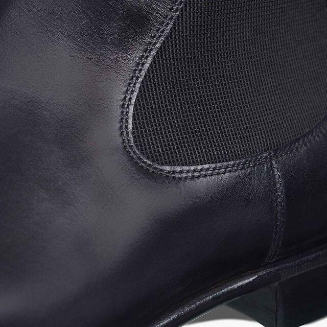 经典 CAPRI 皮靴, NERO GRIGIO, hi-res